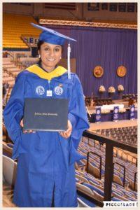 Sowmya graduation